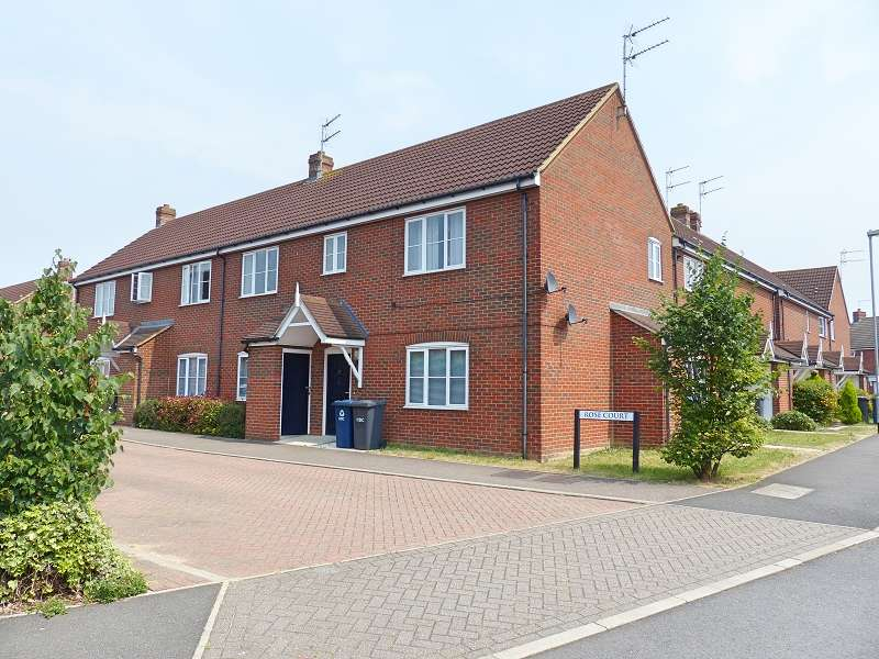 1 Bedroom Ground Flat for sale in Rose Court, Yaxley, Peterborough, Cambridgeshire. PE7 3GD