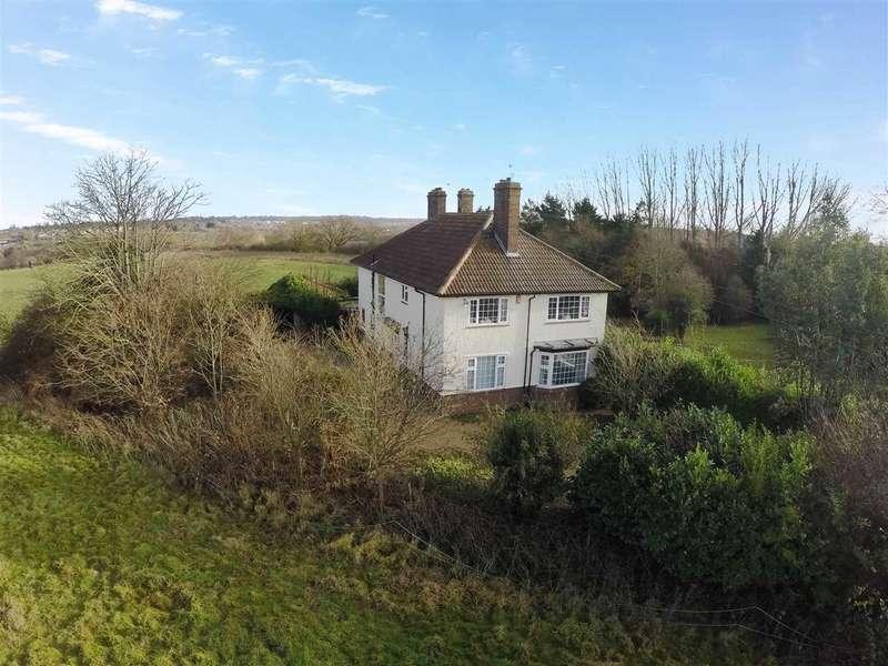 5 Bedrooms Detached House for sale in Church Lane, Copdock, Ipswich, Suffolk, IP8 3JZ