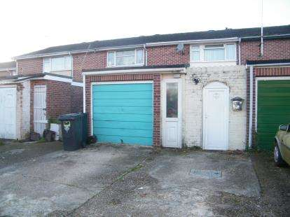 3 Bedrooms Terraced House for sale in Upton, Poole, Dorset