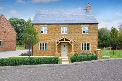 4 Bedrooms Detached House for sale in Noral Way, Banbury, Oxfordshire