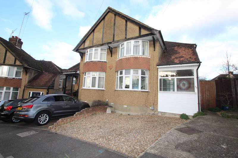 3 Bedrooms Semi Detached House for sale in NO CHAIN! EXTENDED 3 BED SEMI WITH OFF ROAD PARKING