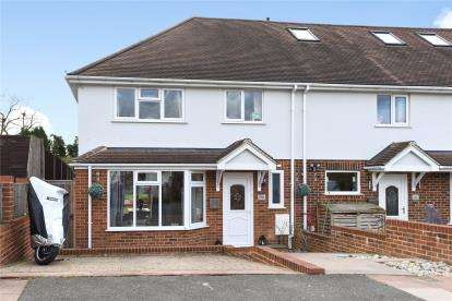 3 Bedrooms End Of Terrace House for sale in Pine Avenue, West Wickham
