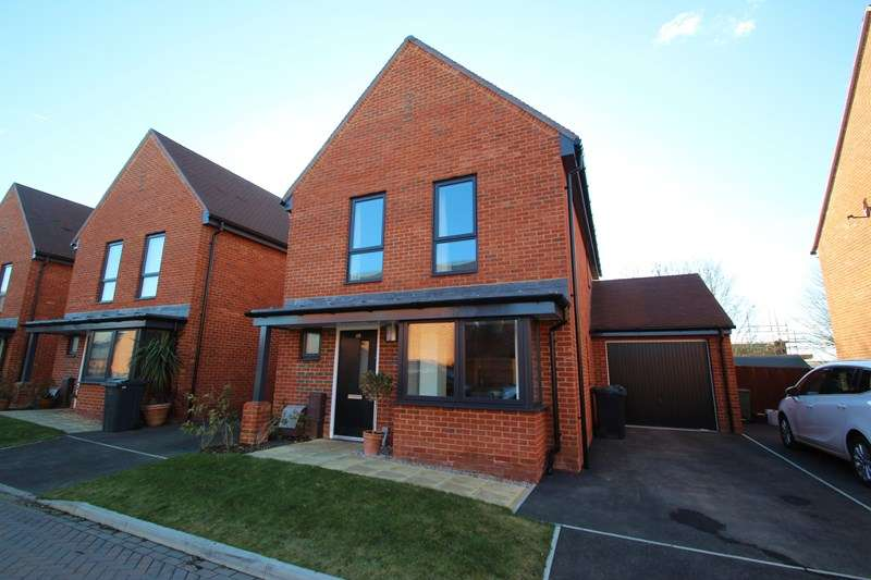 3 Bedrooms Detached House for sale in Brook Close, Swanmore