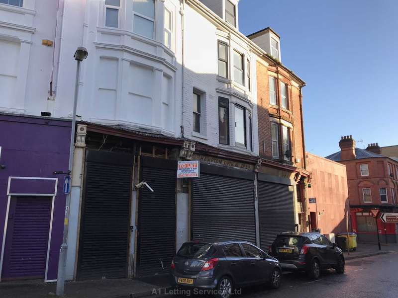 Commercial Property for rent in ESSEX STREET, BIRMINGHAM CITY CENTRE - LOUNGE / BAR PREMISES