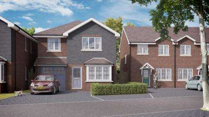 4 Bedrooms Detached House for sale in The Copse, South Woodrow, Redditch