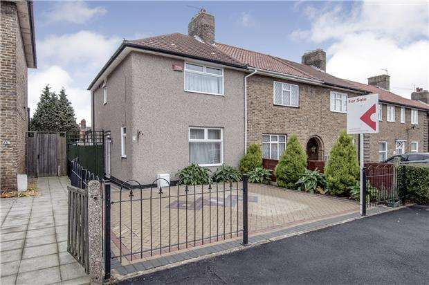 2 Bedrooms End Of Terrace House for sale in Ivorydown, BROMLEY, Kent, BR1 5EH