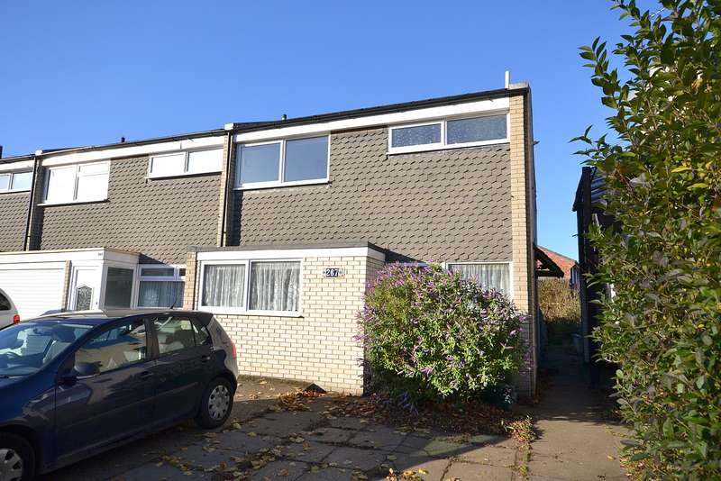 3 Bedrooms End Of Terrace House for sale in Hersham