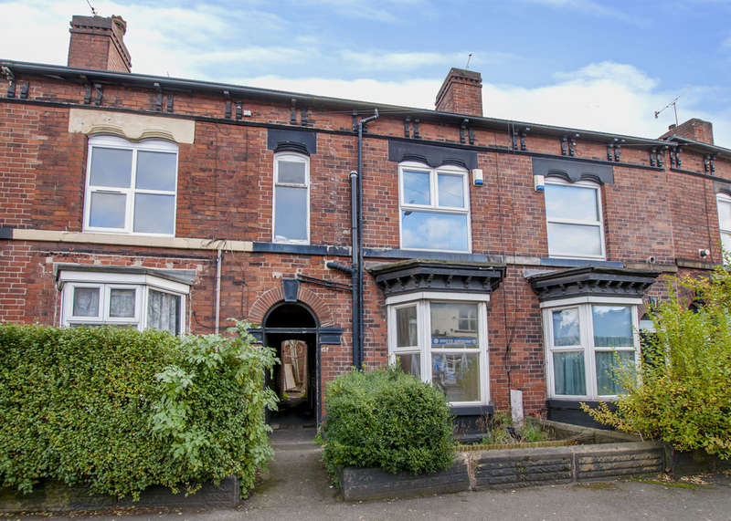 3 Bedrooms Terraced House for sale in 157 Abbeydale Road, Abbeydale, S7 1FG