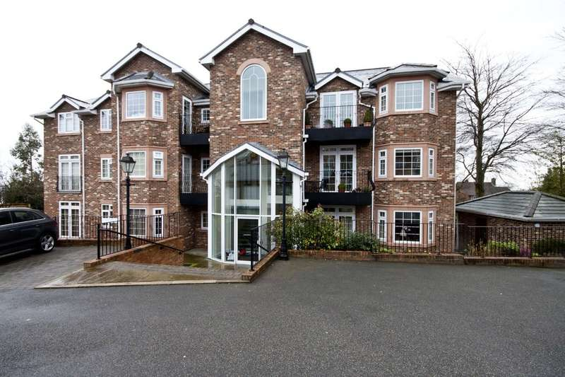 2 Bedrooms Flat for rent in Woodford Apartments, 5 Hillside Drive, Woolton, L25