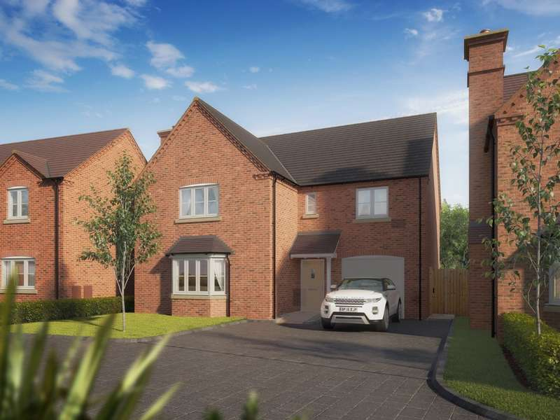 4 Bedrooms Detached House for sale in Plot 19 The Thornton, Seven Arches, Barford