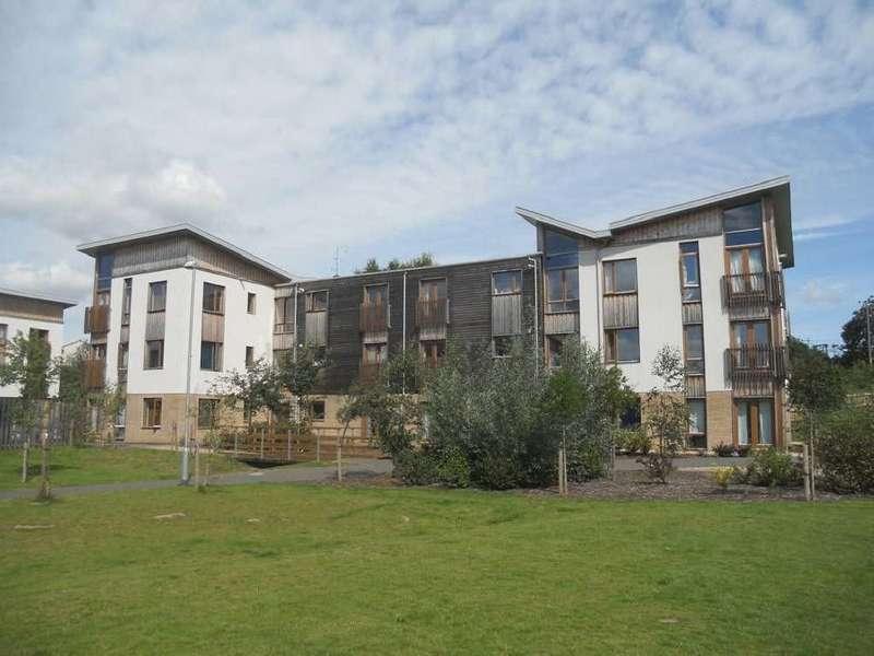 2 Bedrooms Ground Flat for sale in Cowleaze, Chippenham