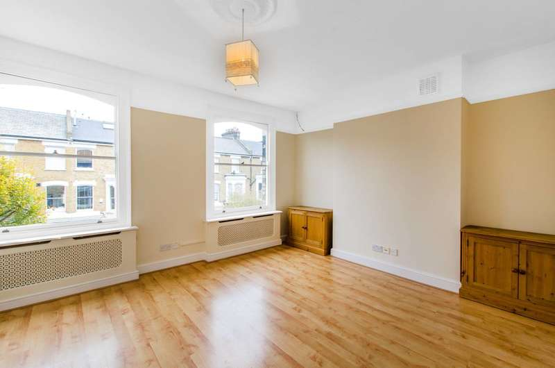 3 Bedrooms Maisonette Flat for sale in Tabley Road, Tufnell Park, N7