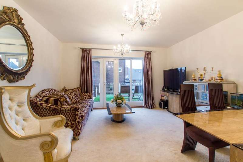 4 Bedrooms End Of Terrace House for sale in Morphou Road, Mill Hill East, NW7
