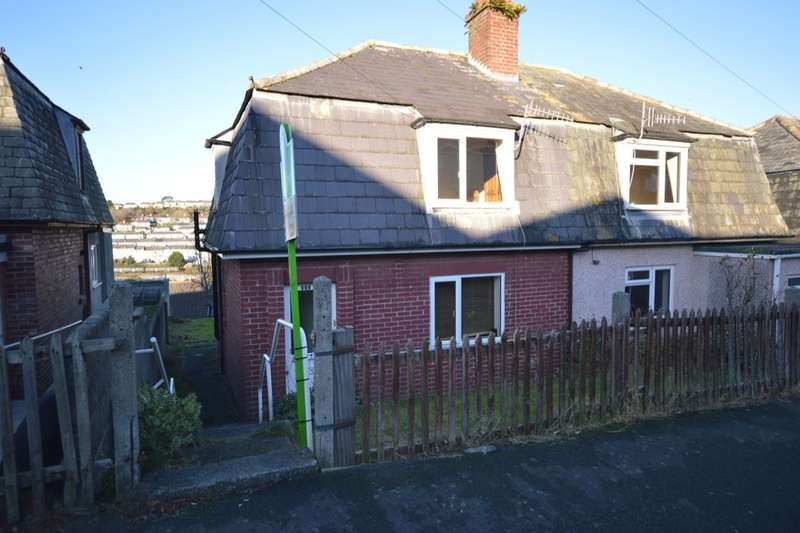 2 Bedrooms Semi Detached House for sale in Ladysmith Road, Plymouth, PL4