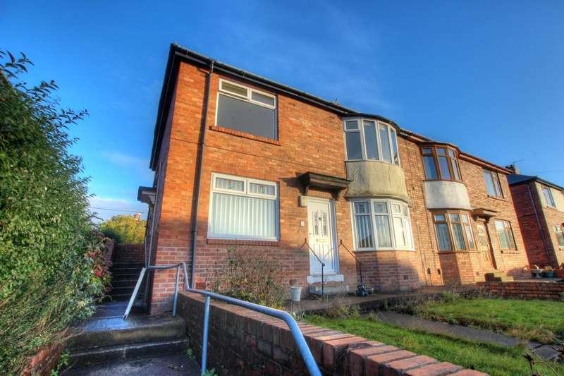 2 Bedrooms Flat for sale in Beverley Road, Low Fell, Gateshead, NE9
