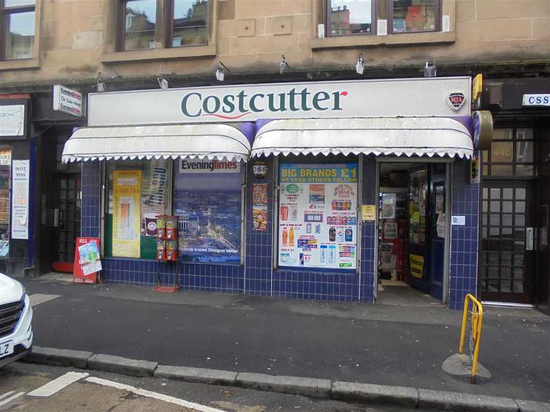Shop Commercial for sale in Duke Street, Glasgow
