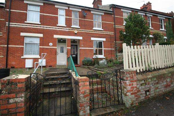 3 Bedrooms Terraced House for sale in Bounty Road, Town Centre, Basingstoke, Hampshire