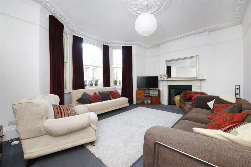 2 Bedrooms Apartment Flat for sale in Waldegrave Road, London