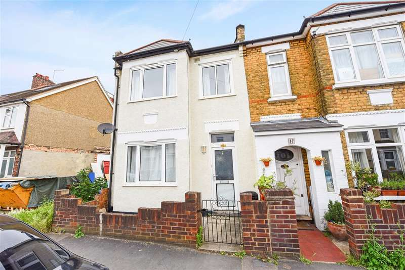 3 Bedrooms End Of Terrace House for sale in Nursery Road, Wimbledon, Wimbledon