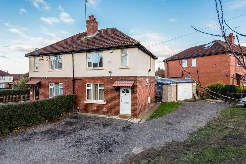 3 Bedrooms Semi Detached House for sale in Pioneer Street, Dewsbury