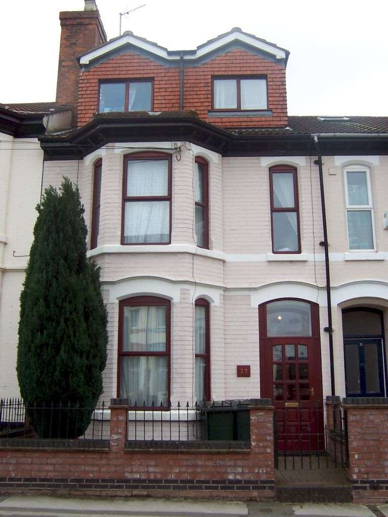 10 Bedrooms Terraced House for rent in Westminster Road, Close To City Centre, Coventry