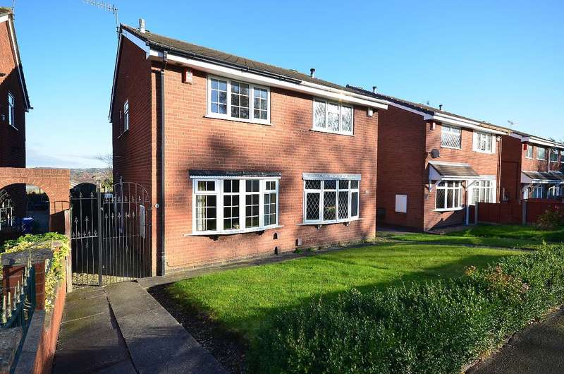 2 Bedrooms Semi Detached House for sale in Checkley Grove, Adderley Green, ST3 5TE