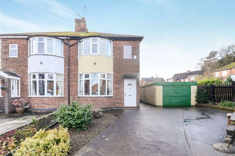 2 Bedrooms Semi Detached House for sale in Northcote Avenue, YORK, YO24