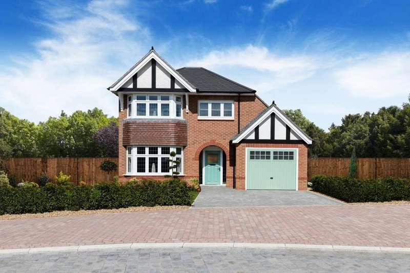 3 Bedrooms Detached House for sale in The Lawns Preston Park Hall, London Road, Aylesford, ME20