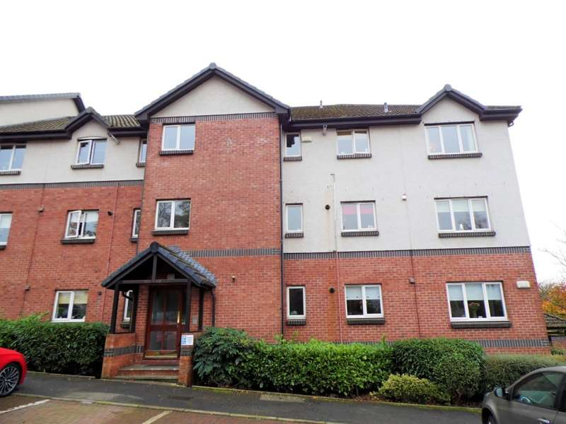 1 Bedroom Flat for sale in 111 Ellon Way, Paisley, PA3 4BQ