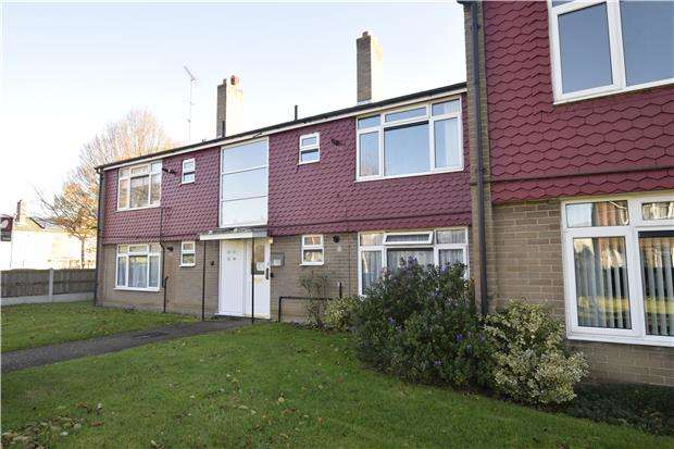1 Bedroom Flat for sale in Bruce Close, WELLING, Kent, DA16 1RB