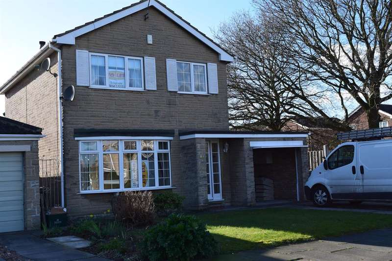 3 Bedrooms Detached House for rent in Goodson Boulevard, Cantley
