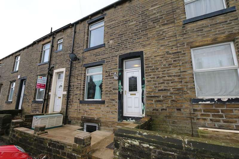 3 Bedrooms Terraced House for sale in Charlesworth Grove, Halifax, West Yorkshire, HX2 0ER