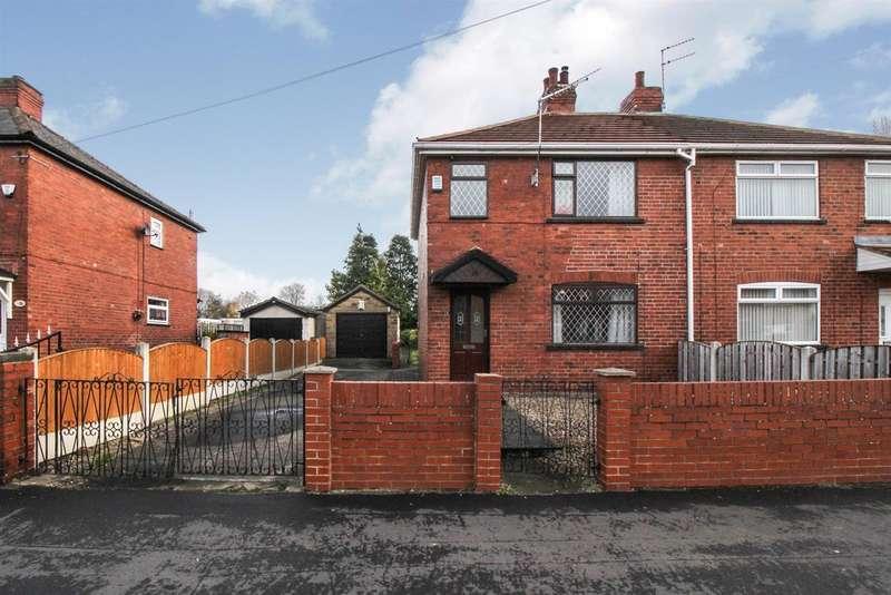 3 Bedrooms Semi Detached House for sale in Skelton Road, East End Park