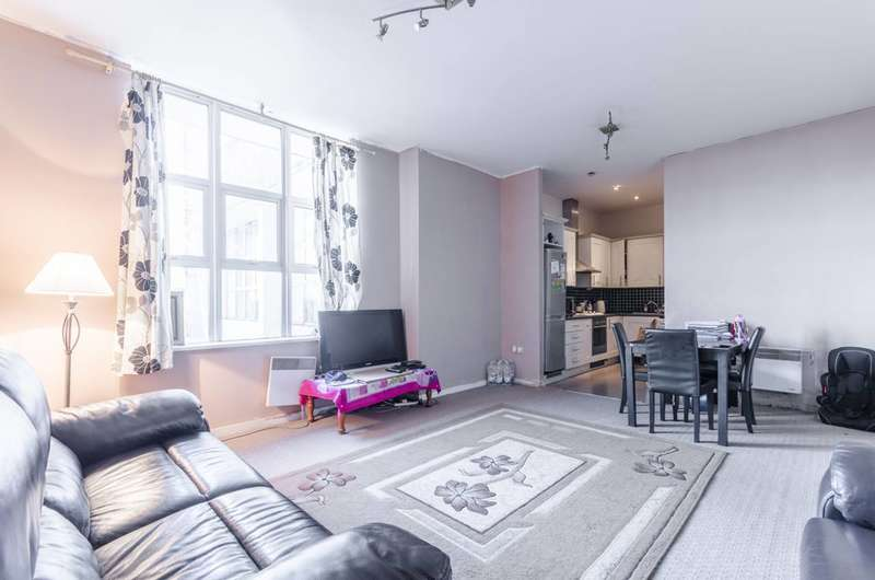 2 Bedrooms Flat for sale in Barking, Barking, IG11