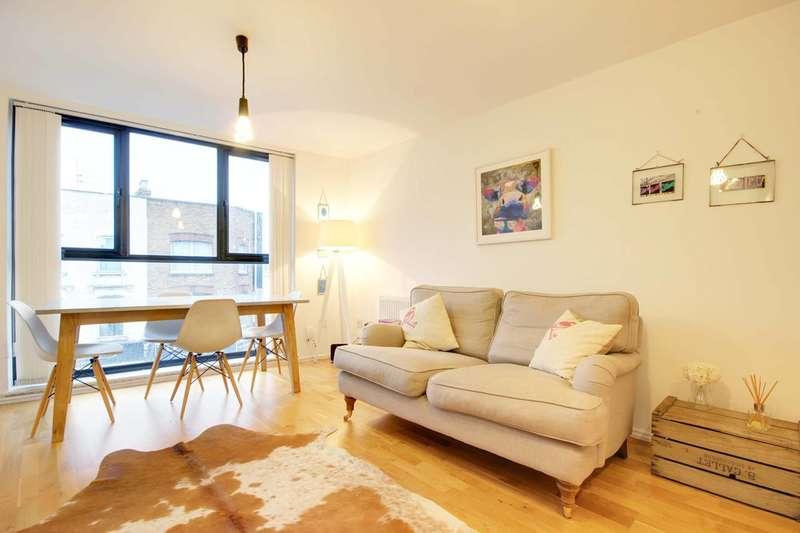 1 Bedroom Flat for sale in Stoke Newington High Street, Stoke Newington, N16