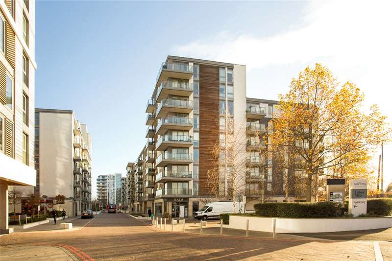 2 Bedrooms Flat for sale in Trico House, Ealing Road, Brentford, TW8