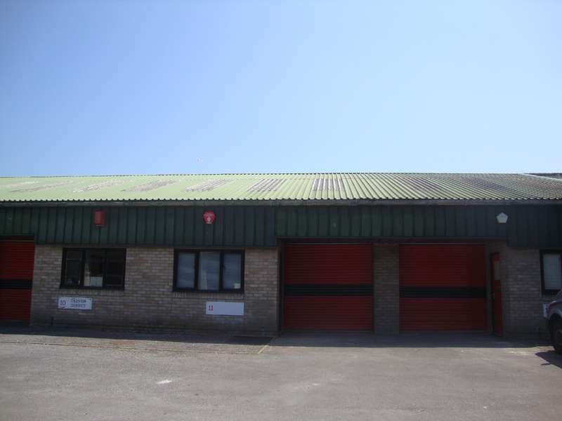 Warehouse Commercial for rent in Unit 11, Williams Industrial Park, Gore Road, New Milton