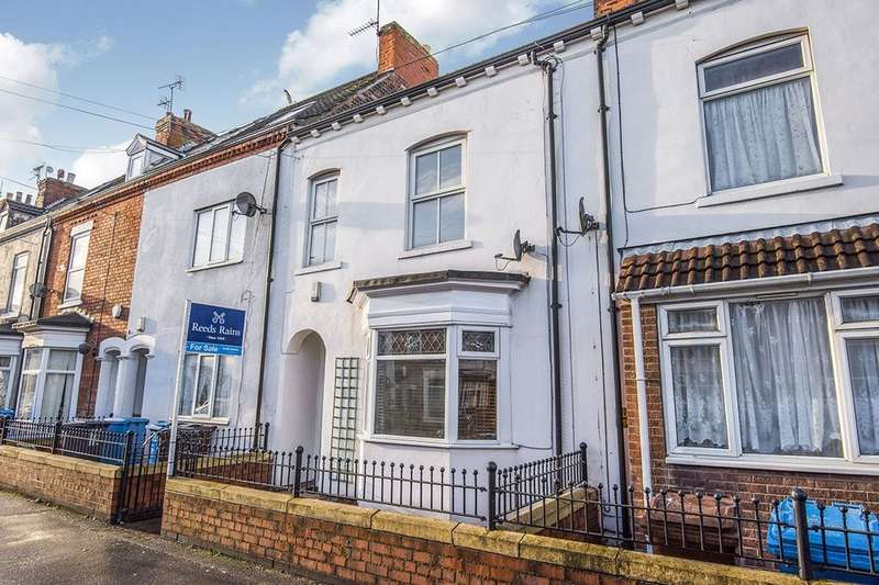 2 Bedrooms Terraced House for sale in Alliance Avenue, HULL, HU3