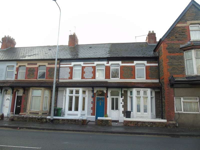 3 Bedrooms Terraced House for sale in Atlas Road, Canton, Cardiff
