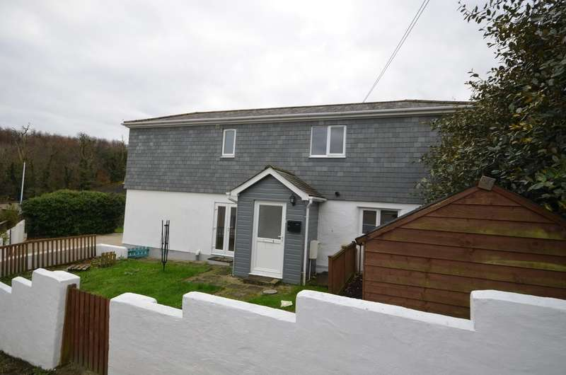 3 Bedrooms Semi Detached House for sale in Wharf House, , Tresillian, Cornwall
