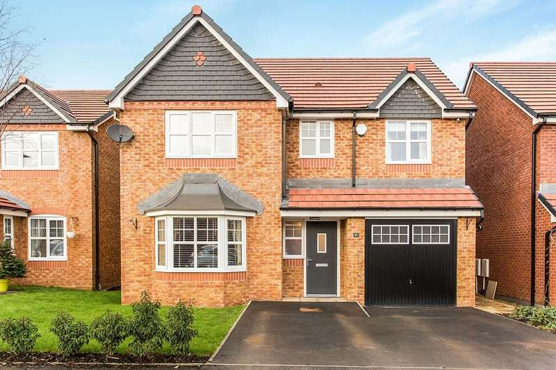 4 Bedrooms Detached House for sale in Lark Hill, Astley,Tyldesley, Manchester, M29