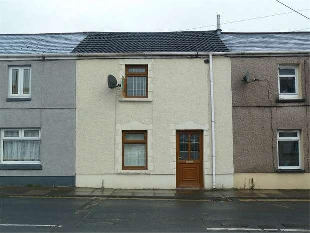 2 Bedrooms Terraced House for sale in Bridgend Road, Garth, Maesteg, Mid Glamorgan