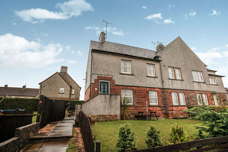 3 Bedrooms Flat for sale in Criffel Road, Dumfries, DG2