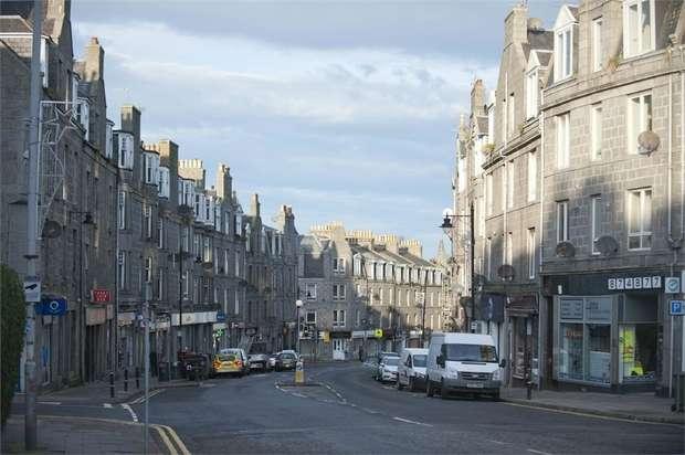 1 Bedroom Flat for sale in Victoria Road, Aberdeen
