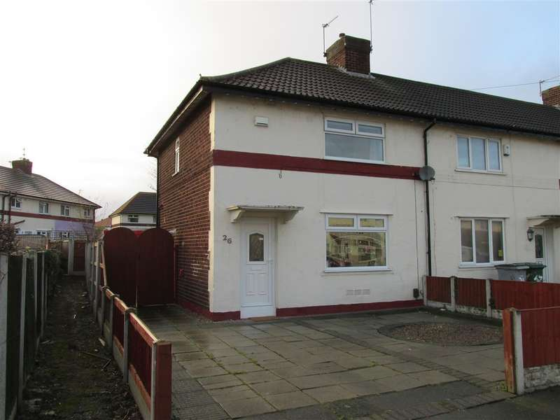 2 Bedrooms End Of Terrace House for sale in Ivy Lane, Moreton