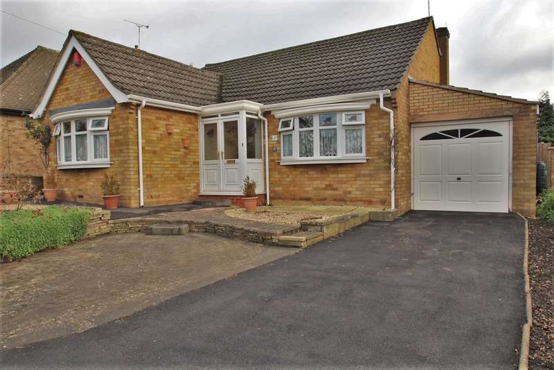 3 Bedrooms Detached Bungalow for sale in Dunchurch Road, Rugby, CV22