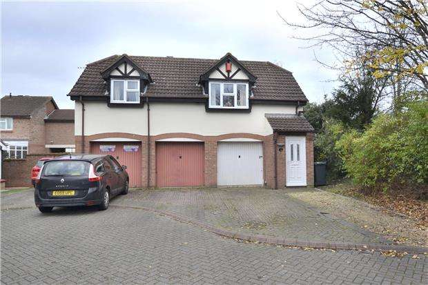1 Bedroom Flat for sale in Longborough Drive, Abbeymead, GLOUCESTER, GL4 4SF