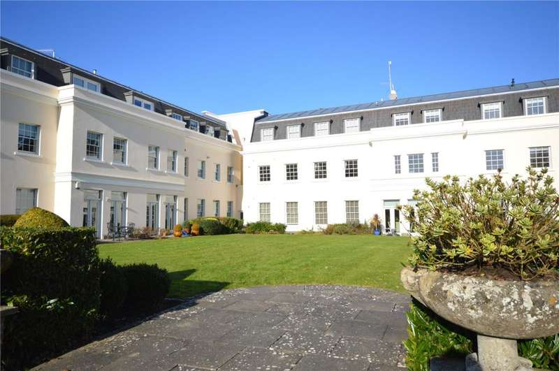 3 Bedrooms Apartment Flat for sale in New England Wing, Tortington Manor, Ford Road, Arundel, BN18