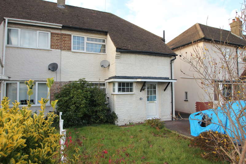 3 Bedrooms Semi Detached House for sale in Chessington