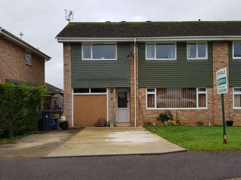 5 Bedrooms Semi Detached House for sale in Ottery St Mary